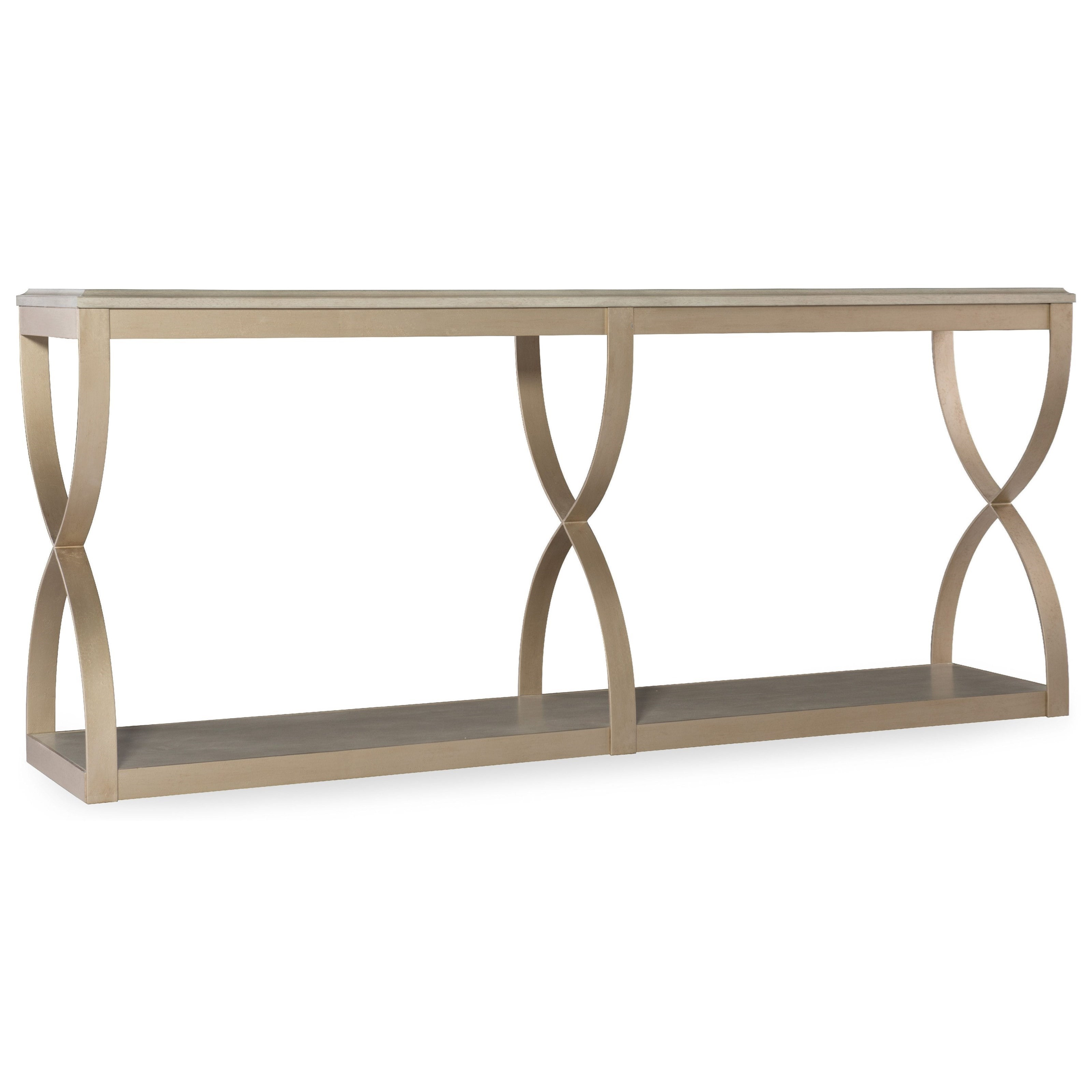 Superior Hooker Furniture ElixirConsole Table ...