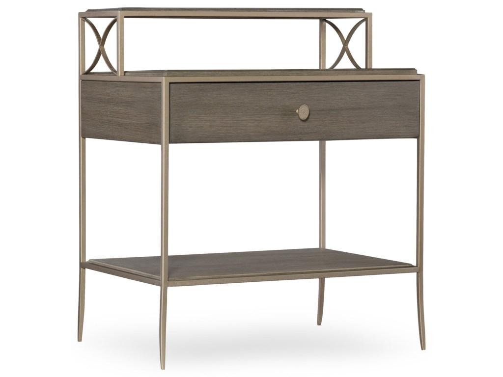 Hooker Furniture ElixirLeg Nightstand
