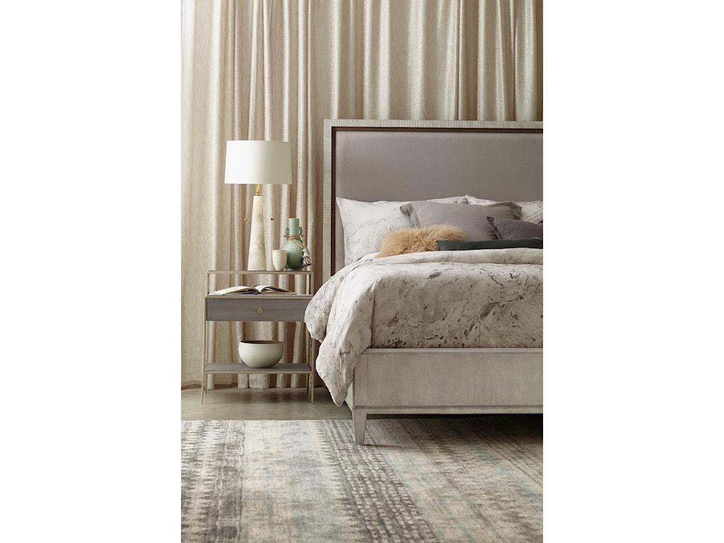 Hooker Furniture ElixirQueen Upholstered Bed