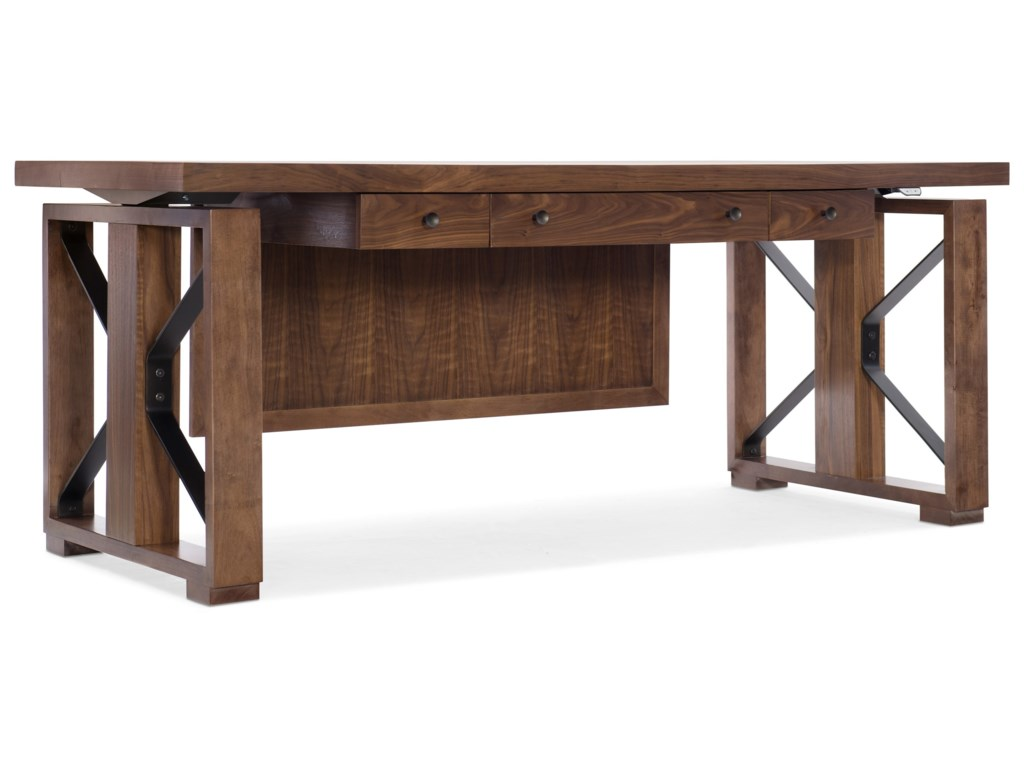 Hooker Furniture ElonLift Desk