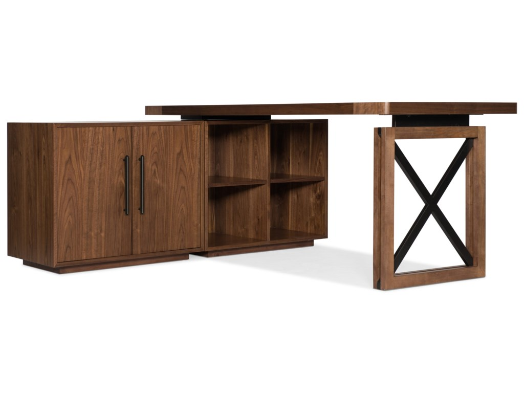 Hooker Furniture ElonTwo-Door Cabinet