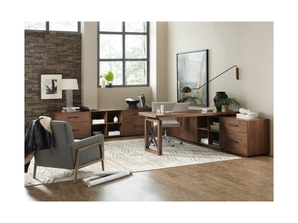 Hooker Furniture ElonLateral File