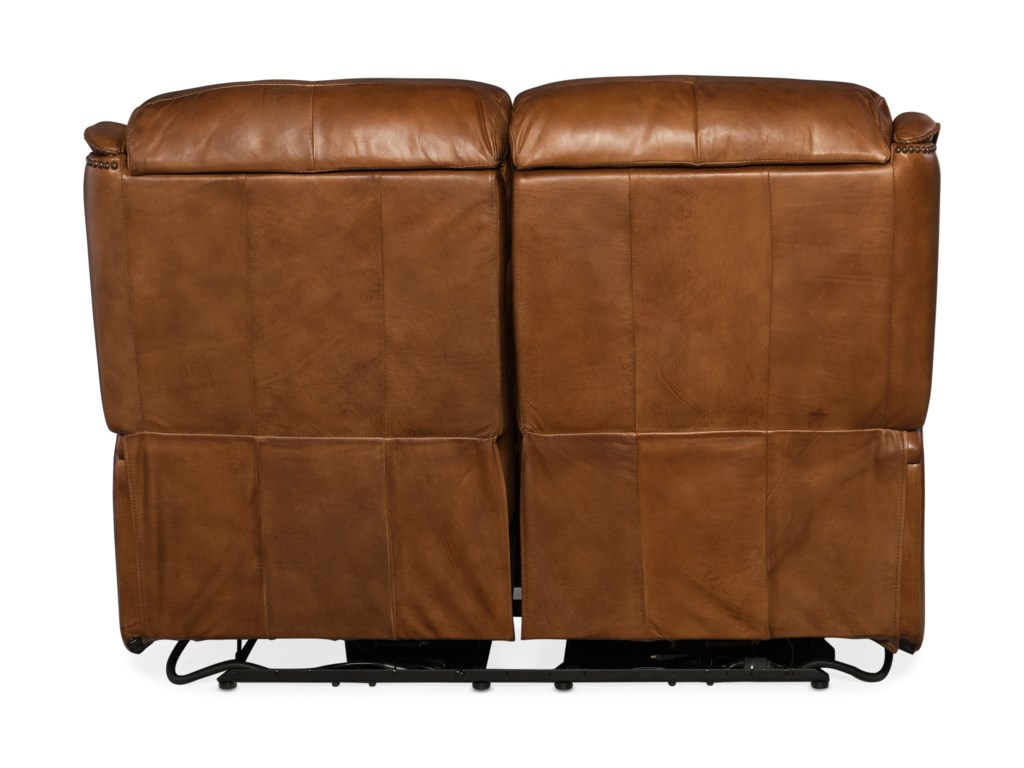 Hooker Furniture EmersonPower Loveseat with Power Headrest