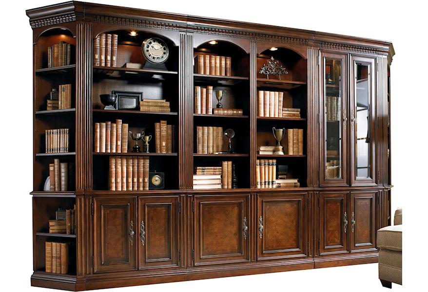 Furniture European Renaissance Ii Five Piece Library