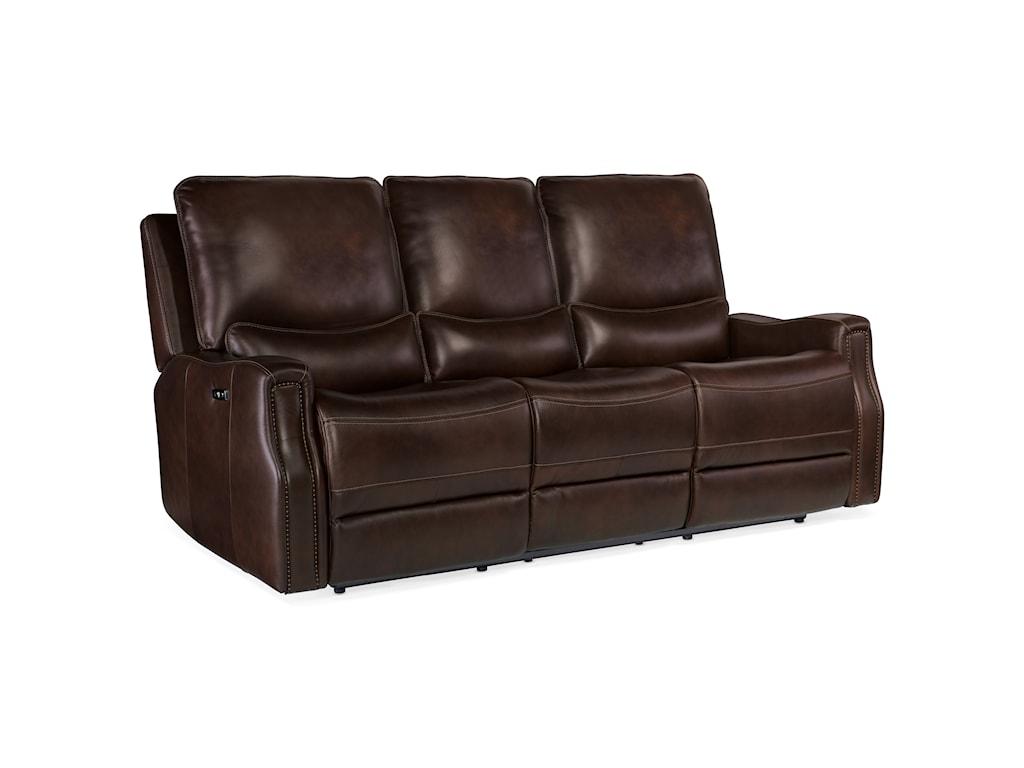 Hooker Furniture GagePower Recline Sofa