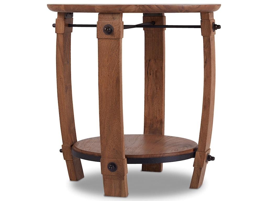 Hooker Furniture Glen HurstEnd Table