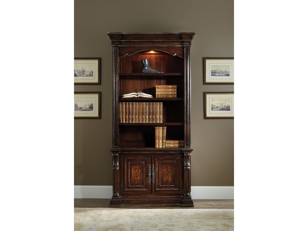 Hooker Furniture Grand PalaisSingle Bookcase
