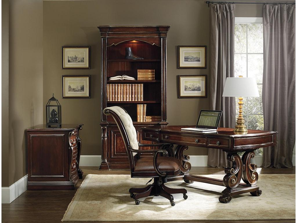 Hooker Furniture Grand PalaisTilt Swivel Chair