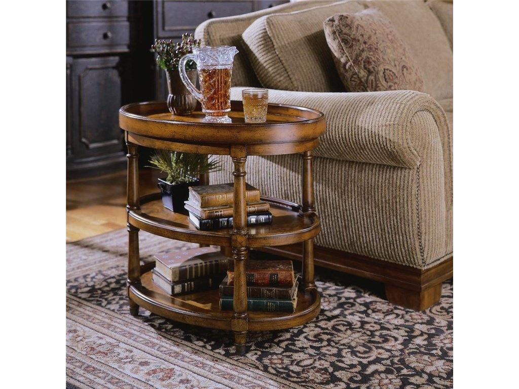 Hooker Furniture Seven SeasEnd Table