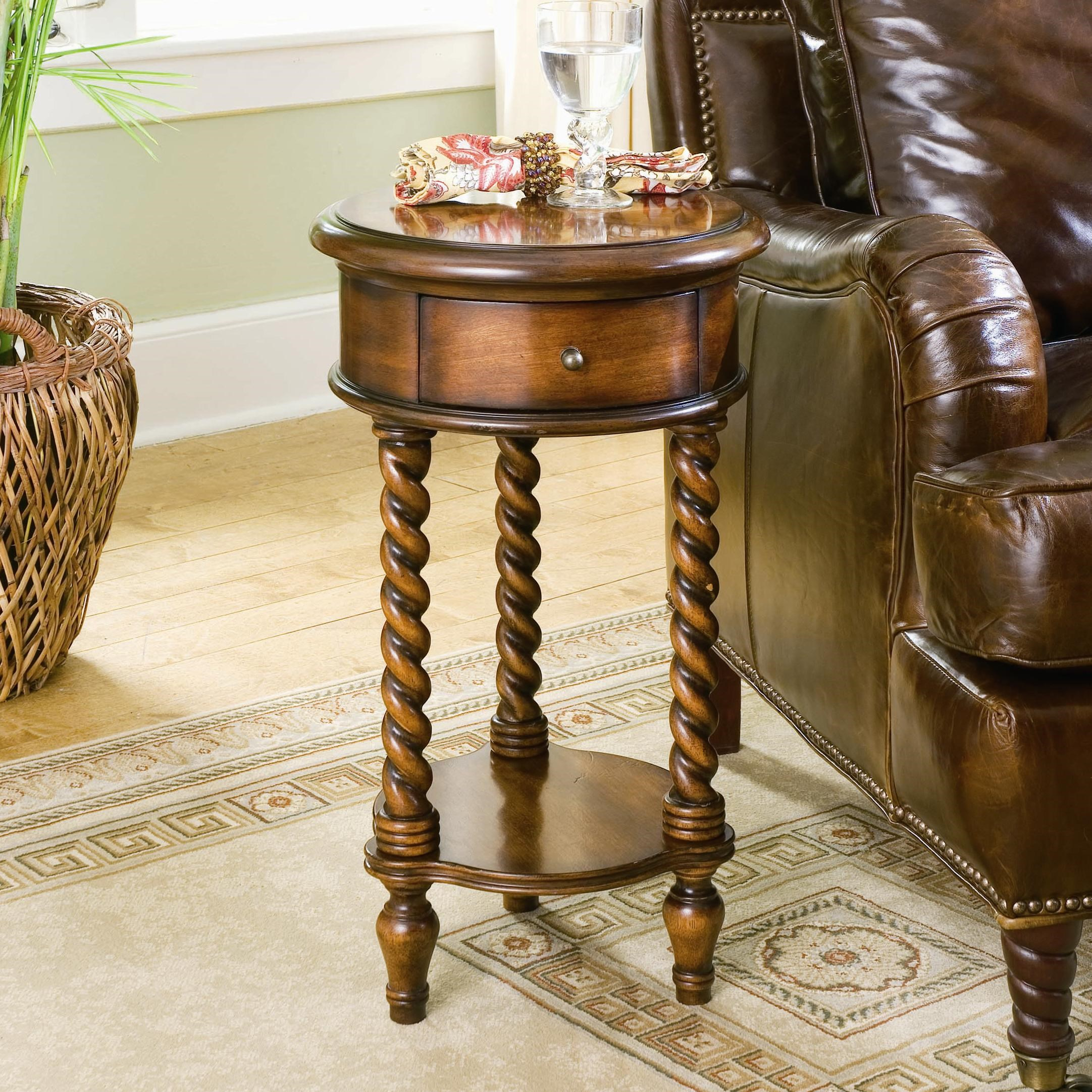 Exceptionnel Hooker Furniture Seven SeasRound Accent Table ...