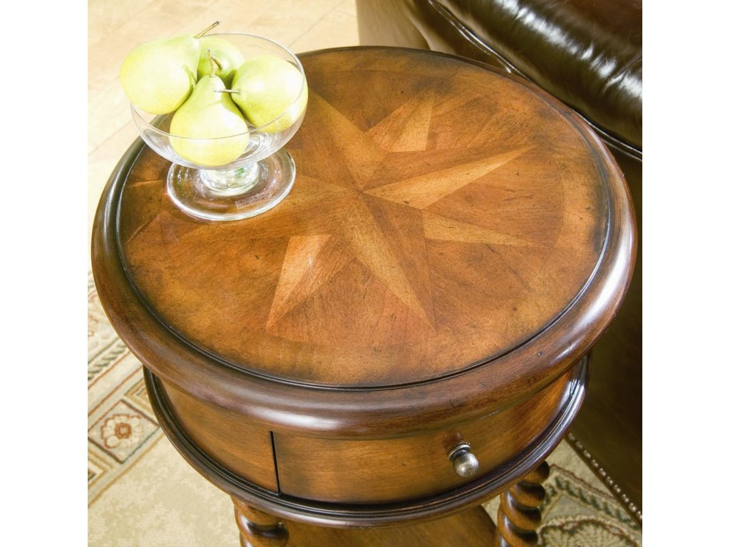 Hooker Furniture Seven SeasRound Accent Table