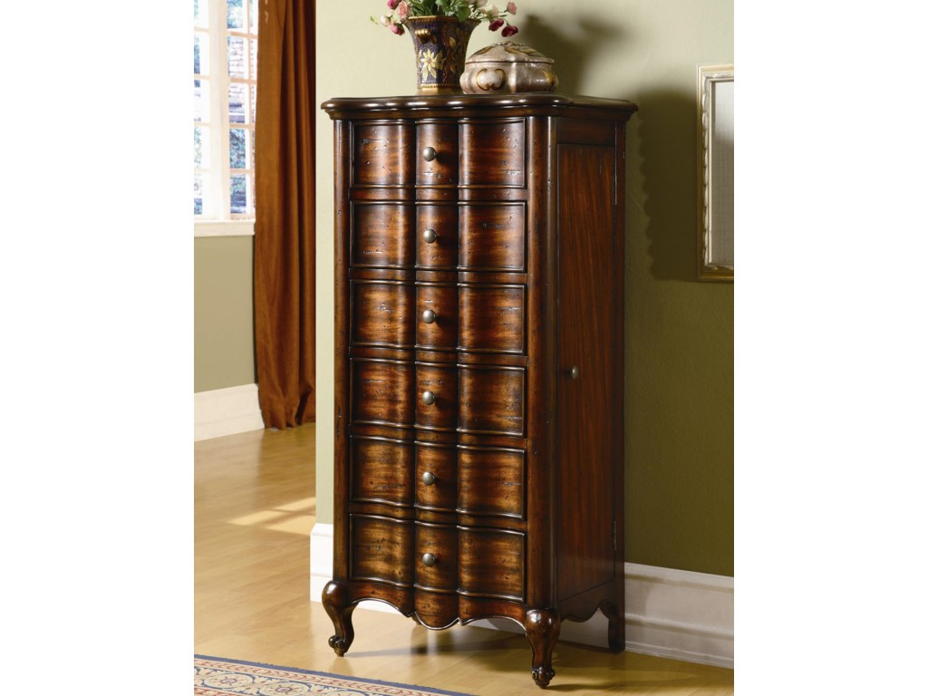 Hooker Furniture Seven SeasJewelry Armoire