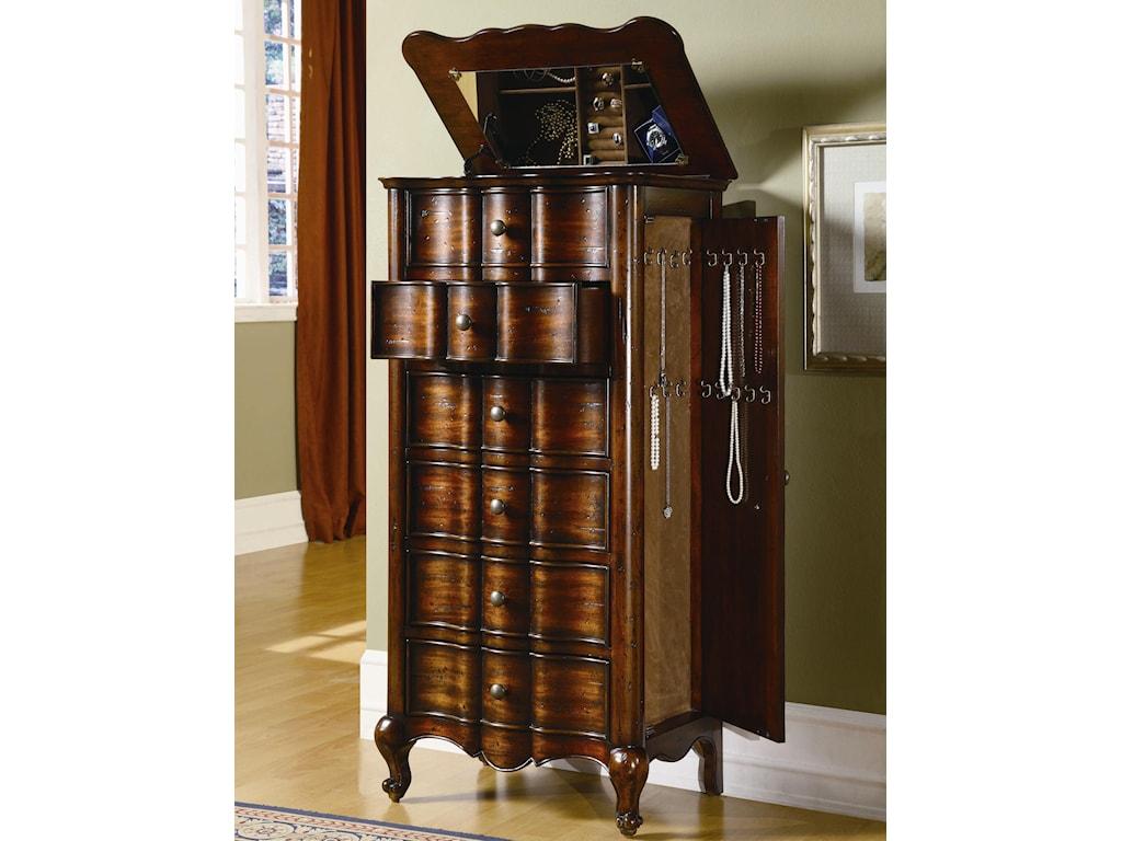 Hooker Furniture AccentsJewelry Armoire