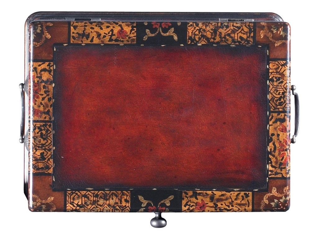 Hooker Furniture AccentsDynasty Box on Stand