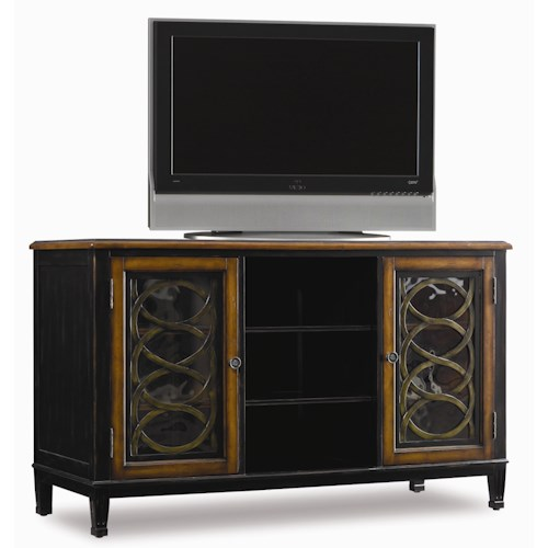 Hooker Furniture Seven Seas 60 Inch Entertainment Console
