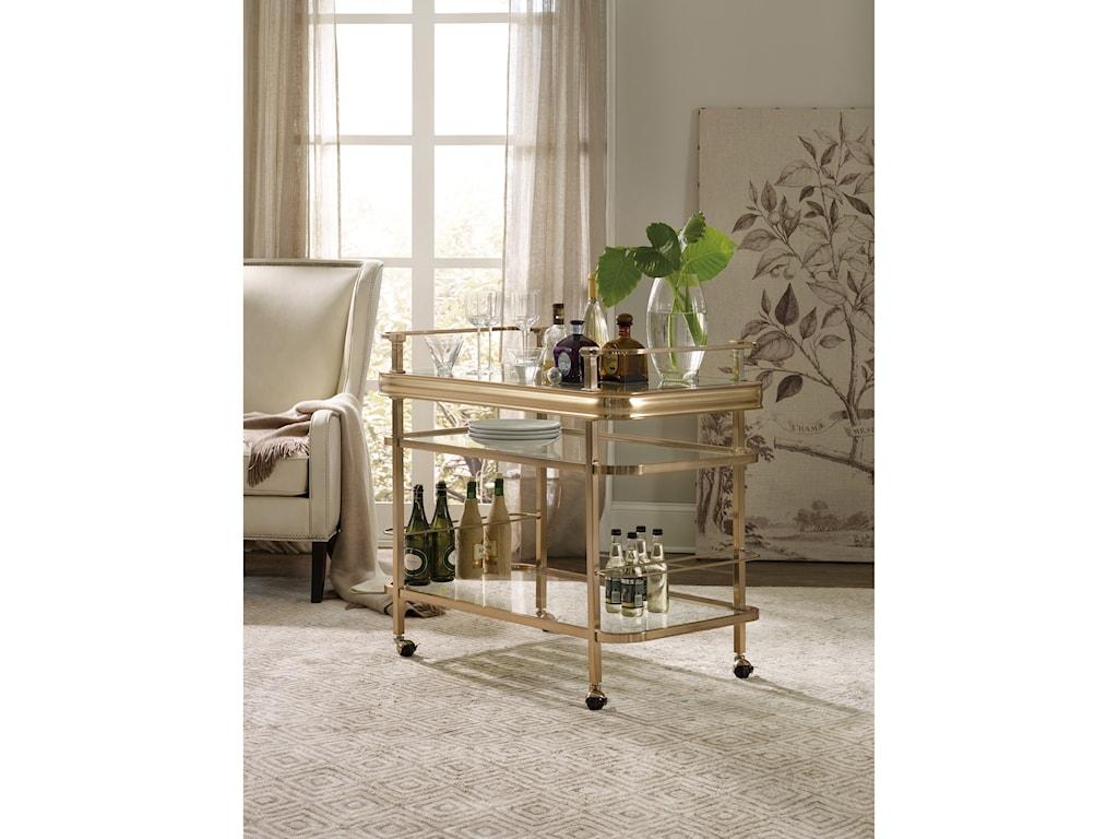 Hooker Furniture Highland ParkBar Cart