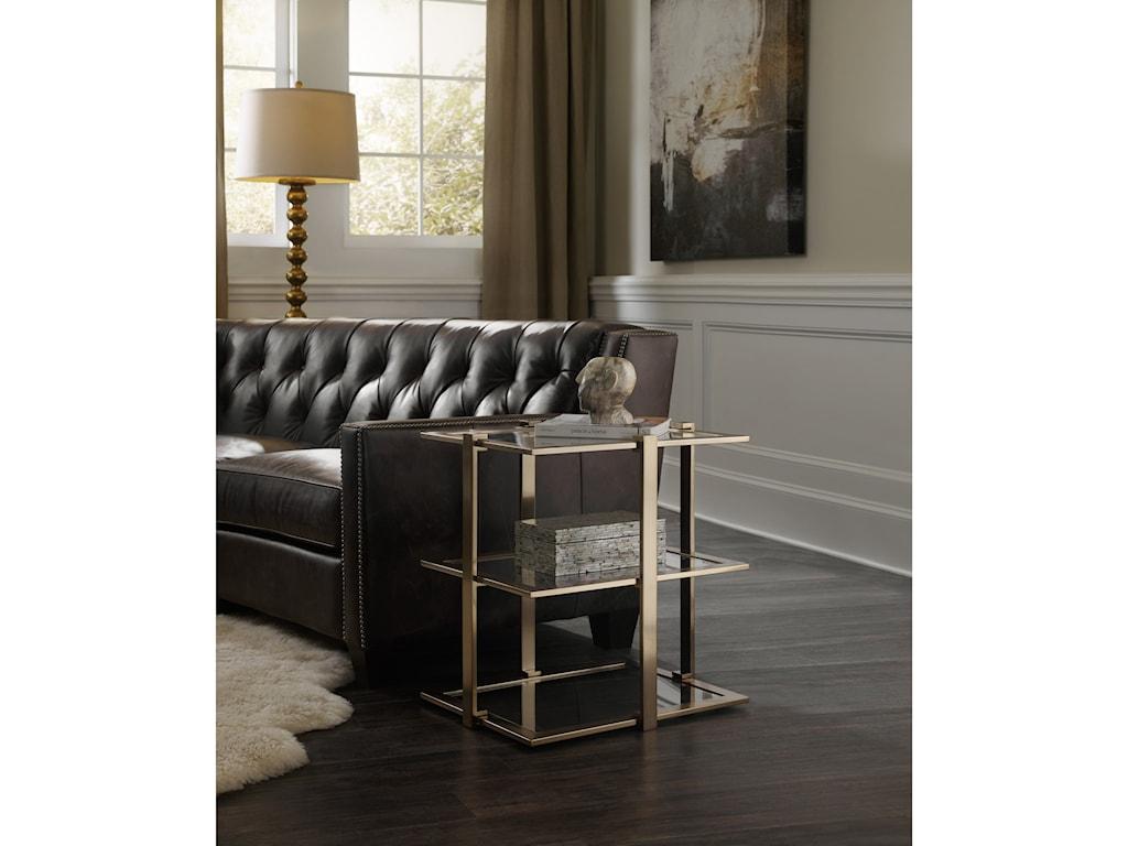 Hooker Furniture Highland ParkRectangle Accent Table