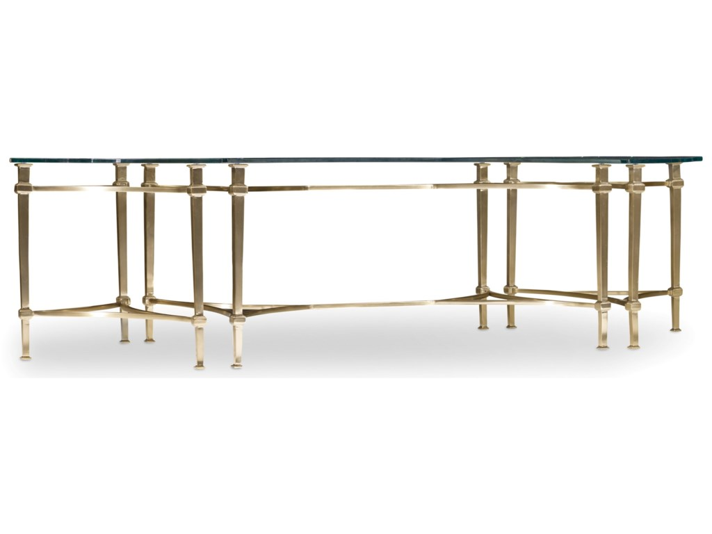 Hooker Furniture Highland ParkRectangle Cocktail Table
