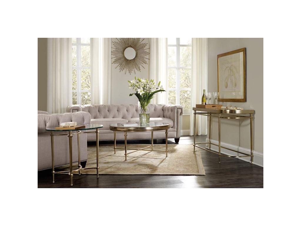 Hooker Furniture Highland ParkEnd Table