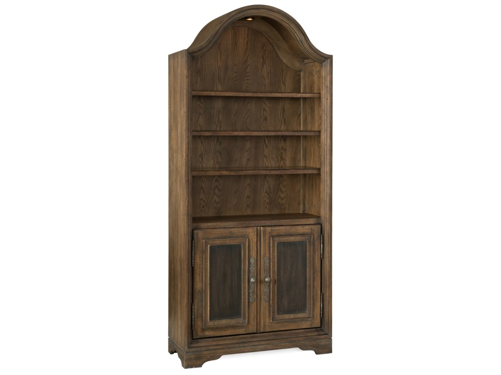 Hooker Furniture Hill CountryPleasanton Bunching Bookcase