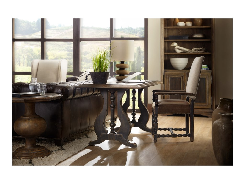 Hooker Furniture Hill CountryLytle Writing Desk