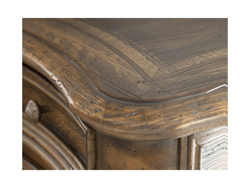 Hooker Furniture Hill CountrySt. Hedwig Executive Desk