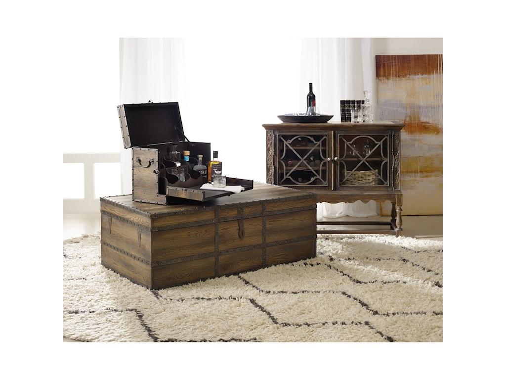 Hooker Furniture Hill CountryLa Coste Wine Cellaret