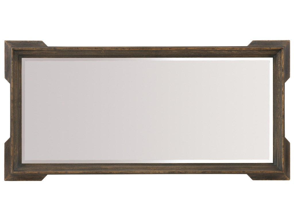 Hooker Furniture Hill CountryMacdona Floor Mirror
