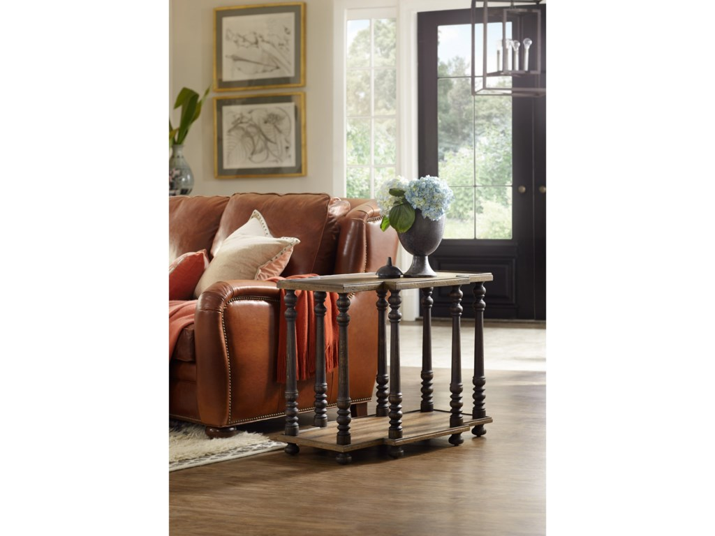 Hooker Furniture Hill CountryTarpley Eight Legged Accent Table