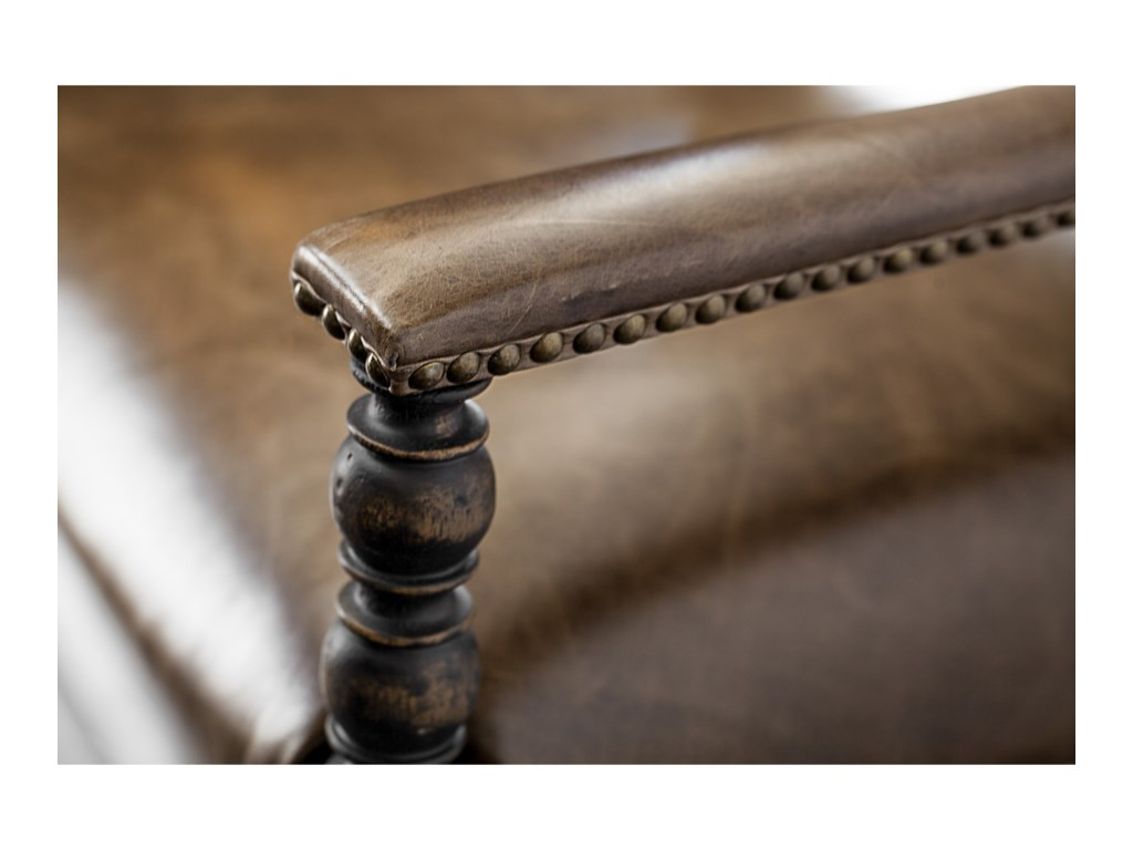 Hooker Furniture Hill CountryComfort Upholstered Arm Chair