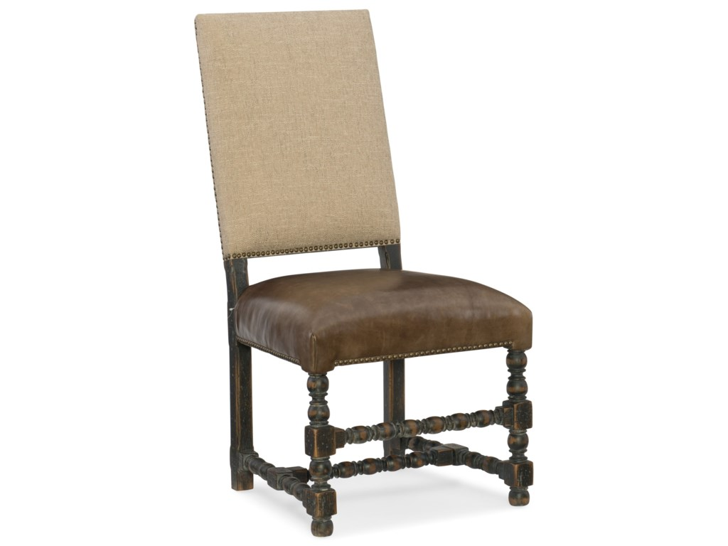 Hooker Furniture Hill CountryComfort Upholstered Side Chair