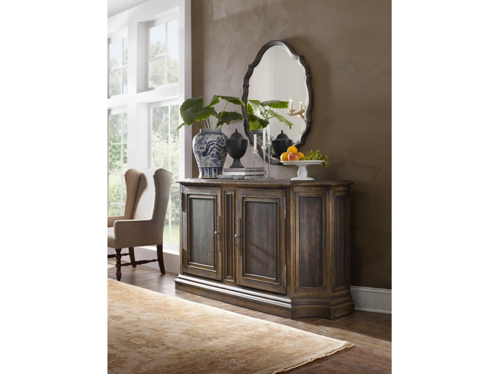 Hooker Furniture Hill CountryNorth Cliff Sideboard