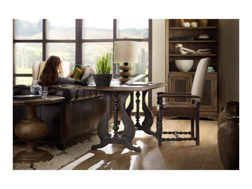 Hooker Furniture Hill CountryMason End Table