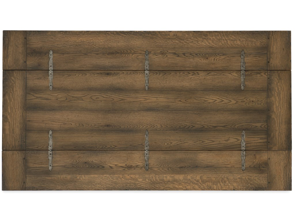 Hooker Furniture Hill CountryBluewind Flip-Top Console Table