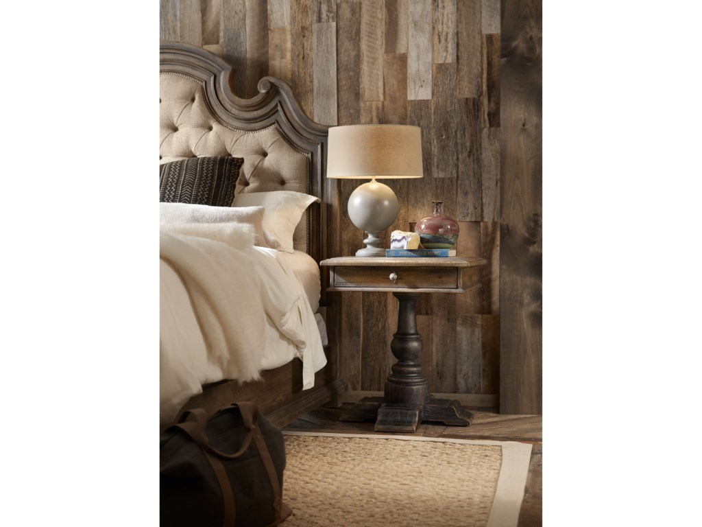 Hooker Furniture Hill CountryKirby Bedside Table