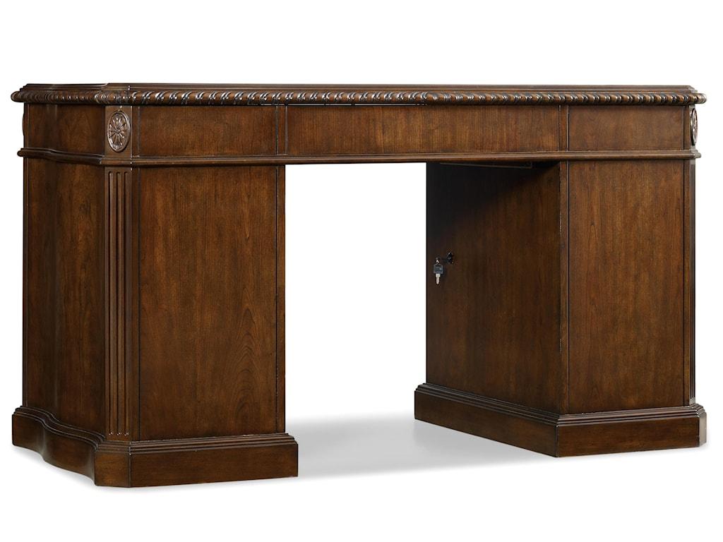 Hooker Furniture Home OfficeKneehole Desk