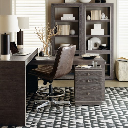 Hooker Furniture House Blend Office Group