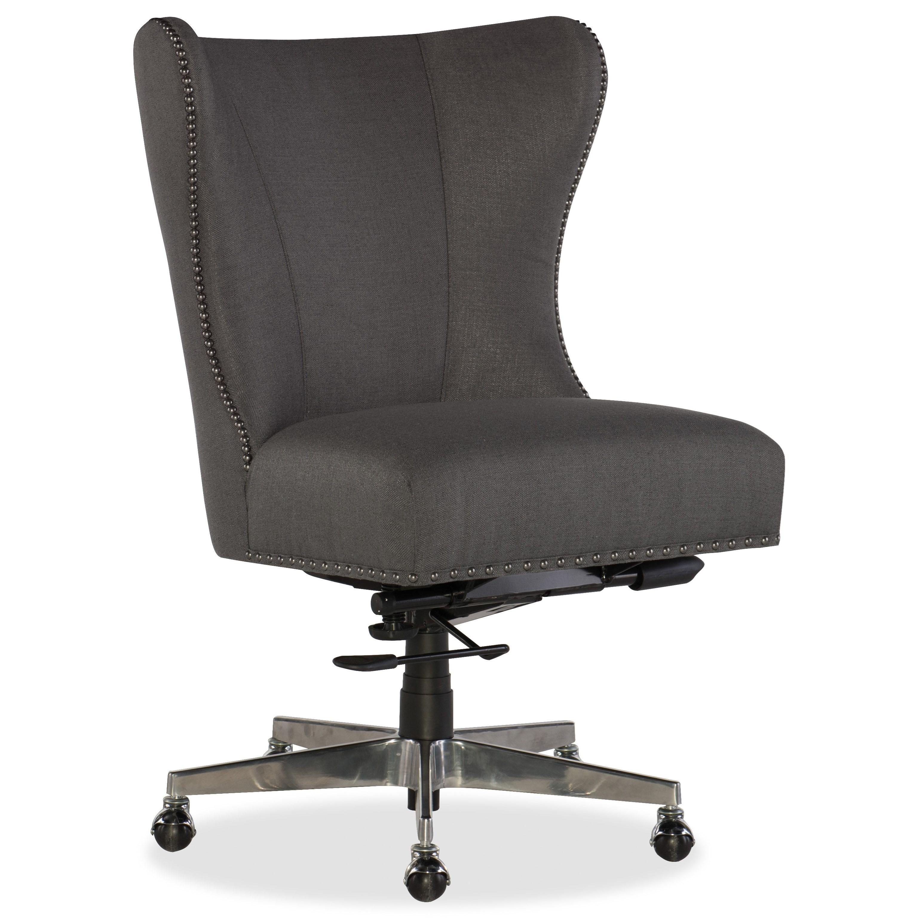 Hooker Furniture Juliet Transitional Home Office Swivel Chair