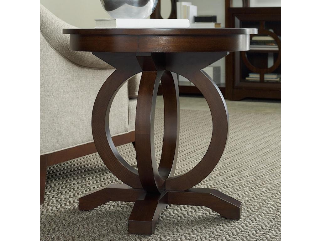 Hooker Furniture KinseyKinsey Round End Table
