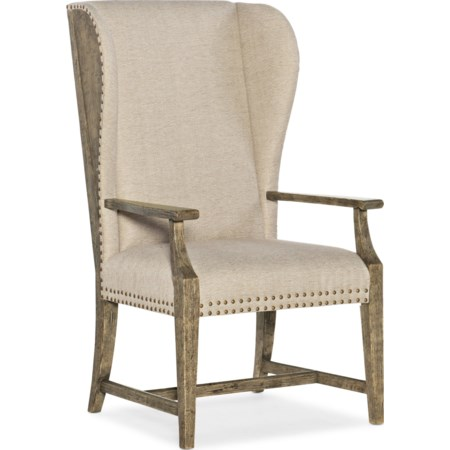 West Point Host Chair