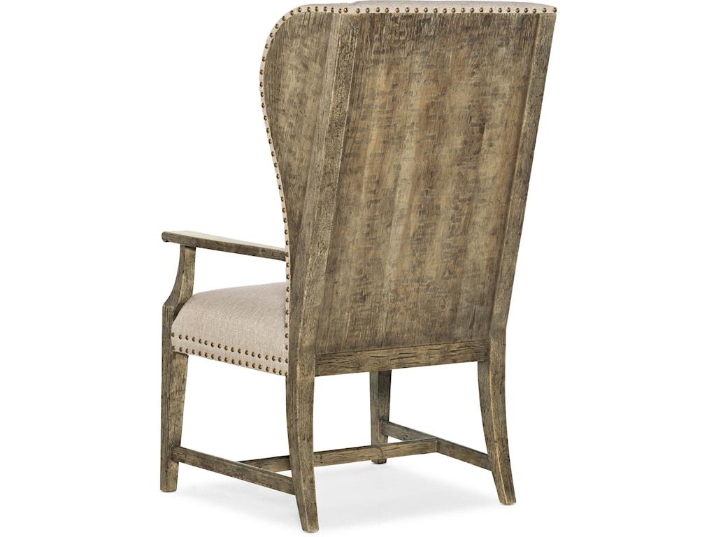 Hamilton Home La GrangeWest Point Host Chair
