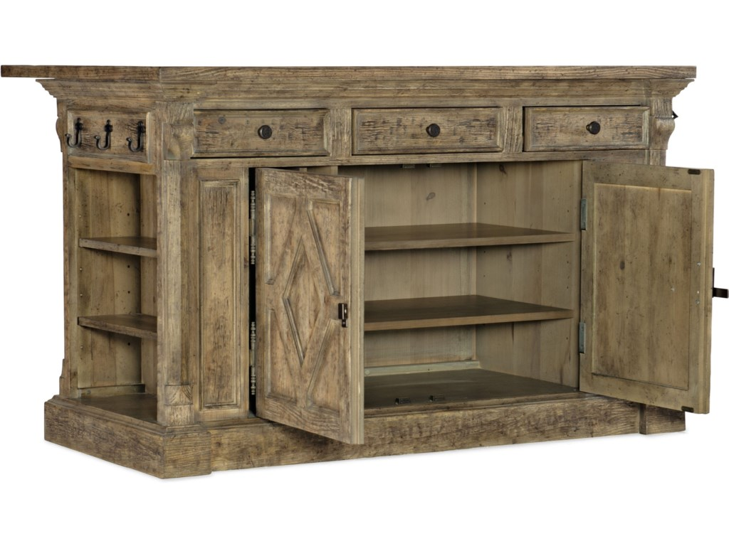 Hooker Furniture La GrangeHostyn Hill Island