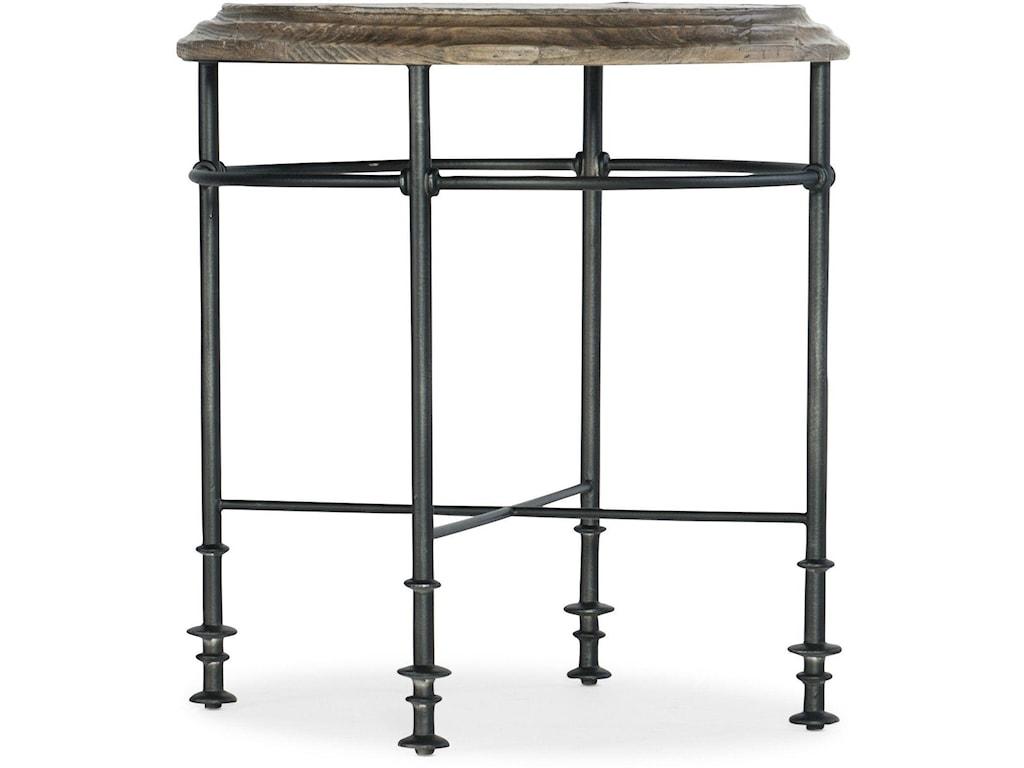 Hooker Furniture La GrangeFaison Round End Table