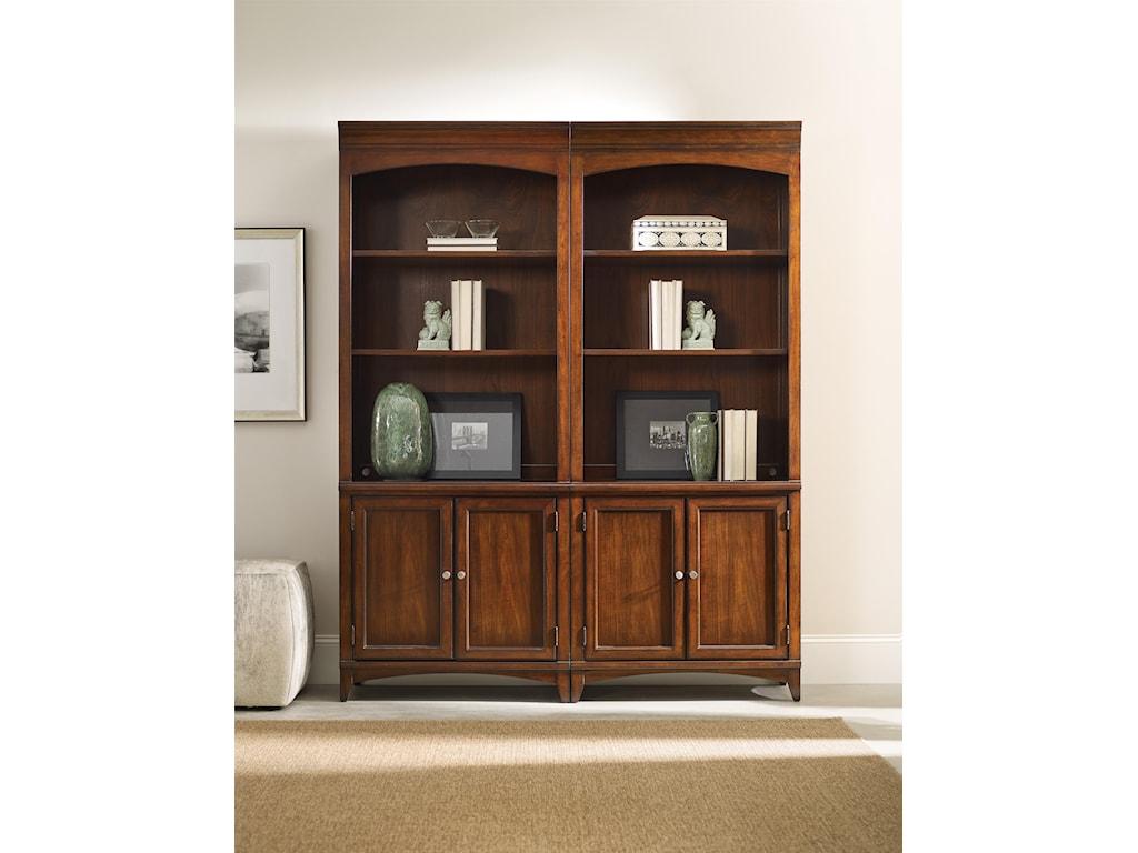 Hooker Furniture LatitudeBunching Bookcase