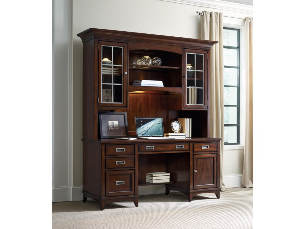 Hooker Furniture LatitudeComputer Credenza