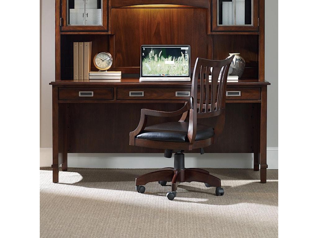 Hooker Furniture LatitudeShell Desk
