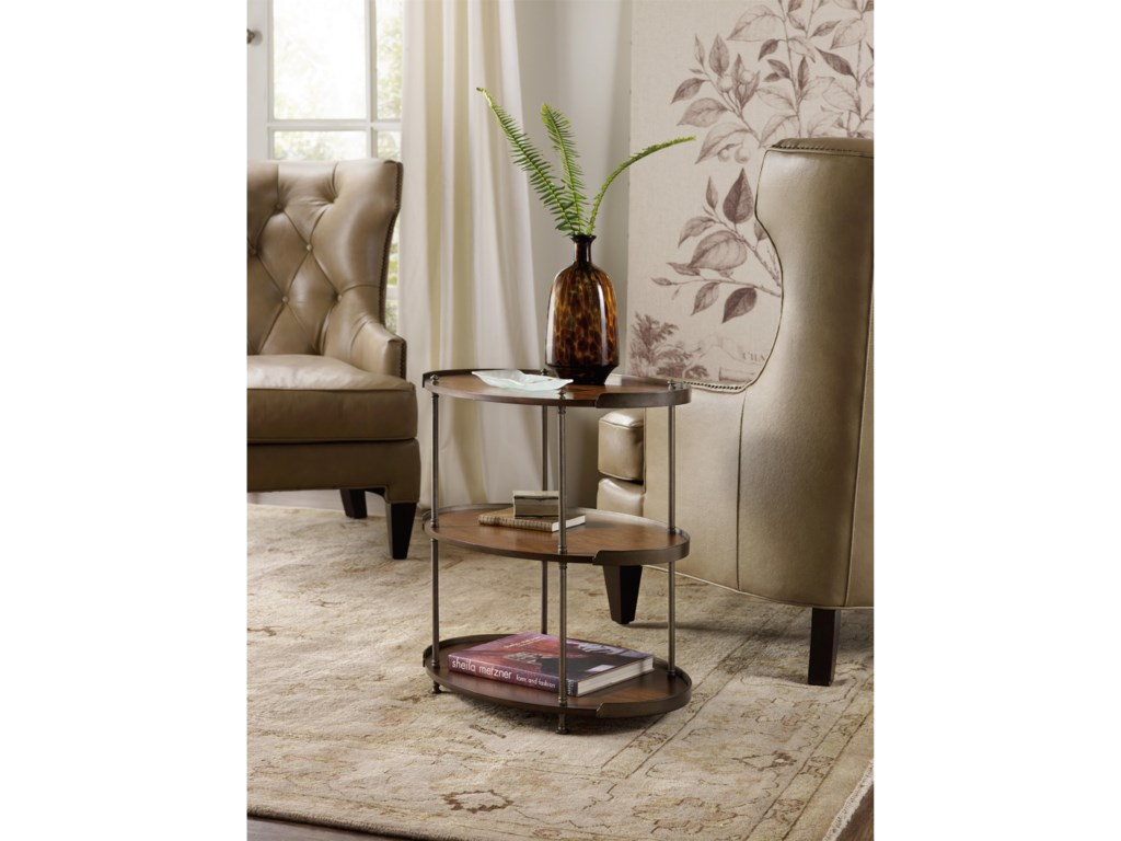 Hooker Furniture LeesburgChairside Table