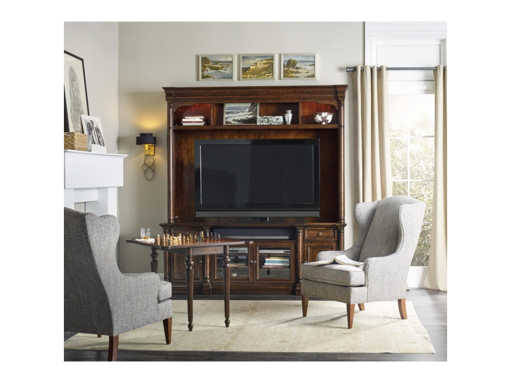 Hooker Furniture LeesburgEntertainment Console