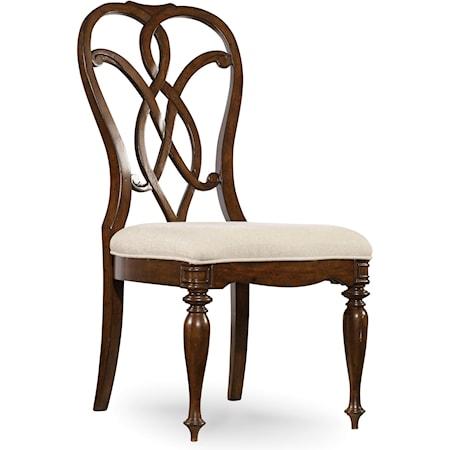 Splatback Side Chair