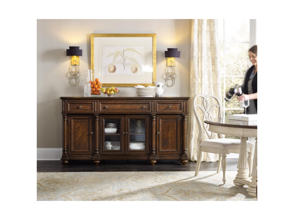 Hooker Furniture LeesburgBuffet